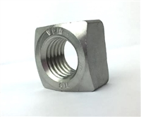 "Adsco Square Nut 1/2"" SN12 STAINLESS STEEL"