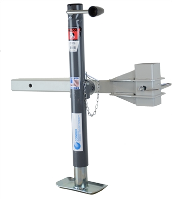 Fiber Optic Cable Puller Trailer Condux 08675908 Fiber