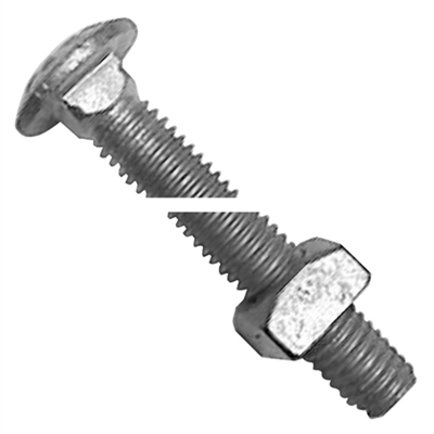 Allied 9360 Carriage Bolt 5 8 Quot X 2 1 2 Quot
