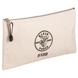 Canvas Zipper Bag Klein 5139