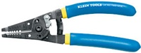 Kurve Wire Stripper/Cutter – Solid and Stranded Wire Klein 11055
