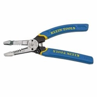 Kurve Wire Stripper/Cutter – Solid and Stranded Wire Klein 12055