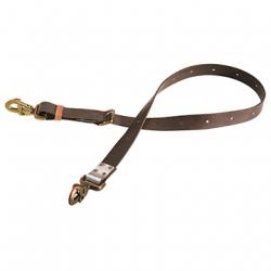 Positioning Strap, 8' (2.44 m) long, 5'' (127 mm) snap hook Klein KL5295-8L