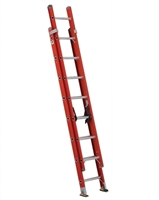 Fiberglass Extension Ladder 16' Louisville FE3216