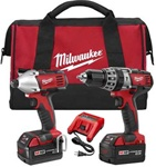 M18™ Cordless 2-Tool Combo Kit Milwaukee 2697-22