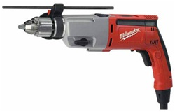 "1/2"" Dual Speed Hammer-Drill Kit Milwaukee 5387-22"