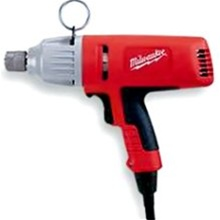 "Milwaukee Corded 5/8"" Hex Drive Impact Wrench"