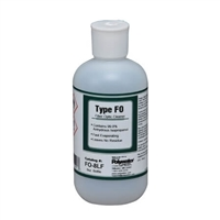 Type FO™ Anhydrous Alcohol 8-Oz Refillable bottle POLYWATER FO-8LF