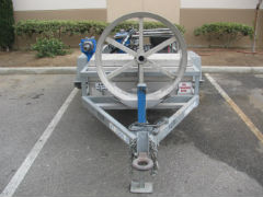 Cable Pulling Trailers Wheeler Reeler Trailers Cable