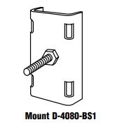 General Purpose Mount Aluma-Form D-4080-BS1