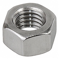 "ALU 23120 1/2"" HEX NUT FOR STAND OFF BRACKET"