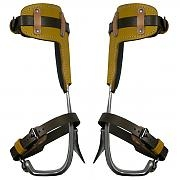 Bashlin BD14B-5N Lineman climbers top-bottom straps