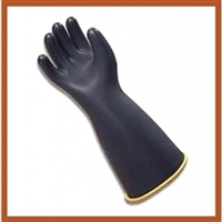 Bashlin 16-20YB-SERIES Yellow Black Rubber Hot Gloves