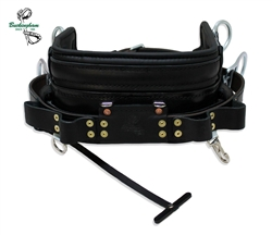 Buckingham LIGHT WEIGHT FULL FLOAT BODY BELT 20193M