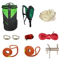 Buckingham KIT145 Basic Arborist Rigging Kit