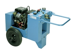 Portable Hydraulic Power Pack 16HP Condux 08675200