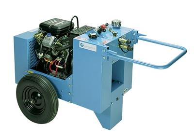 Portable Hydraulic Power Pack 16hp Condux 08675200