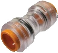 Microduct Straight Coupler DUR-20001517-16mm