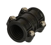 "Dura-Line 20003909 Nylon Split-Lock + Coupler 1.50"" SDR"