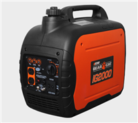 Echo Bear Cat IG2000 Generator Inverter