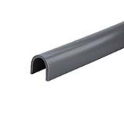 GROUND WIRE MOLDING H-PM128-GRAY Plastic
