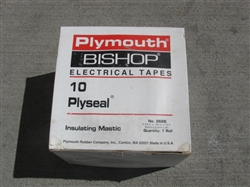 Plymouth Bishop Insulating Mastic Tape 2626/S.