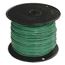 Buidling Wire THHN 12 Gauge 500ft Green