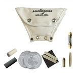 Jameson 16-14-AK Duct Hunter Accessory Kit for 1/4""