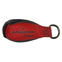 Jameson TB-10 Throw Bags 10z. Red/Black for Tru Shot Launche