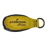 Jameson TB-12 Throw Bags 12oz. Yellow/Black for Tru Shot Launcher