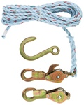 Klein 1802-30-SR Block & Tackle