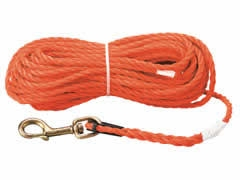 KLEIN 1804-60 Polypropylene Hand-Line with Snap Hook