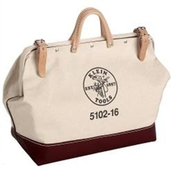 Canvas Tool Bag High-Bottom Klein 5102-16
