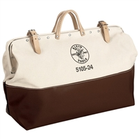 Canvas Tool Bag High-Bottom Klein 5105-24