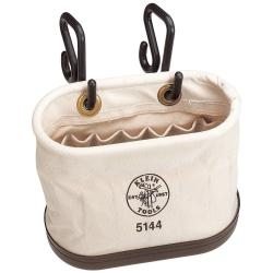 Bucket Klein 5144 Aerial Oval Bucket with Hooks