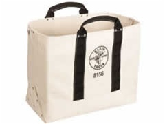 "Canvas Tool Bag Klein 19"" 5156"