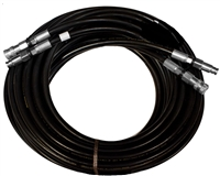 Manta Ray HC-16-25 Hydraulic Hose 25' with HTMA-3A Coupler *EACH*
