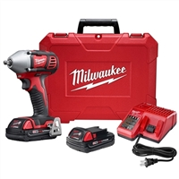 "Milwaukee 2664-22 M18 FUEL™ 3/4"" High Torque Impact Wrench with Friction Ring Kit"
