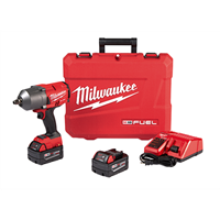 "Milwaukee 2767-22 M18 FUEL™ 1/2"" High Torque Impact Wrench with Friction Ring Kit"
