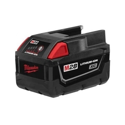 MILWAUKEE M28 LITHIUM-ION BATTERY PACK 28 VOLT 48-11-2830. Replacement battery.