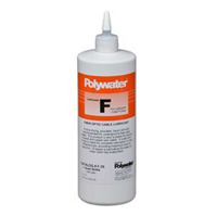 Fiber Optic Cable Lubricant  Qt Squeeze Bottle POLYWATER F-35