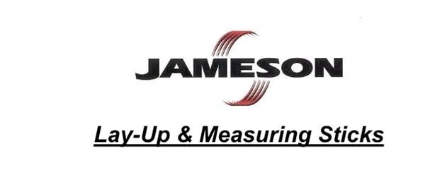 Layup & Measuring Sticks